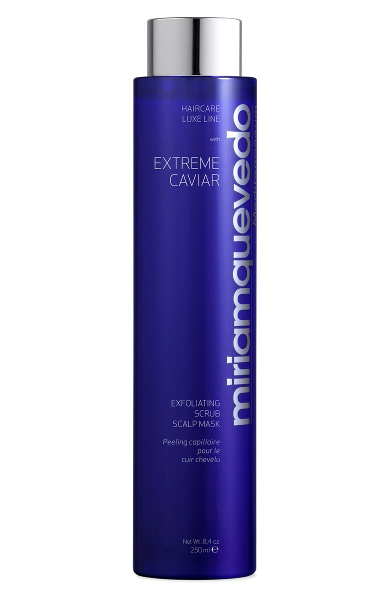 MIRIAM QUEVEDO Extreme Caviar Scalp Mask, Main, color, 000