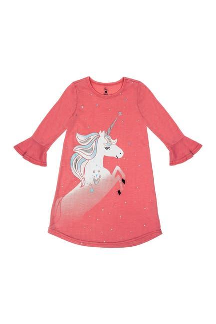 Image of Petit Lem Unicorn Nightgown