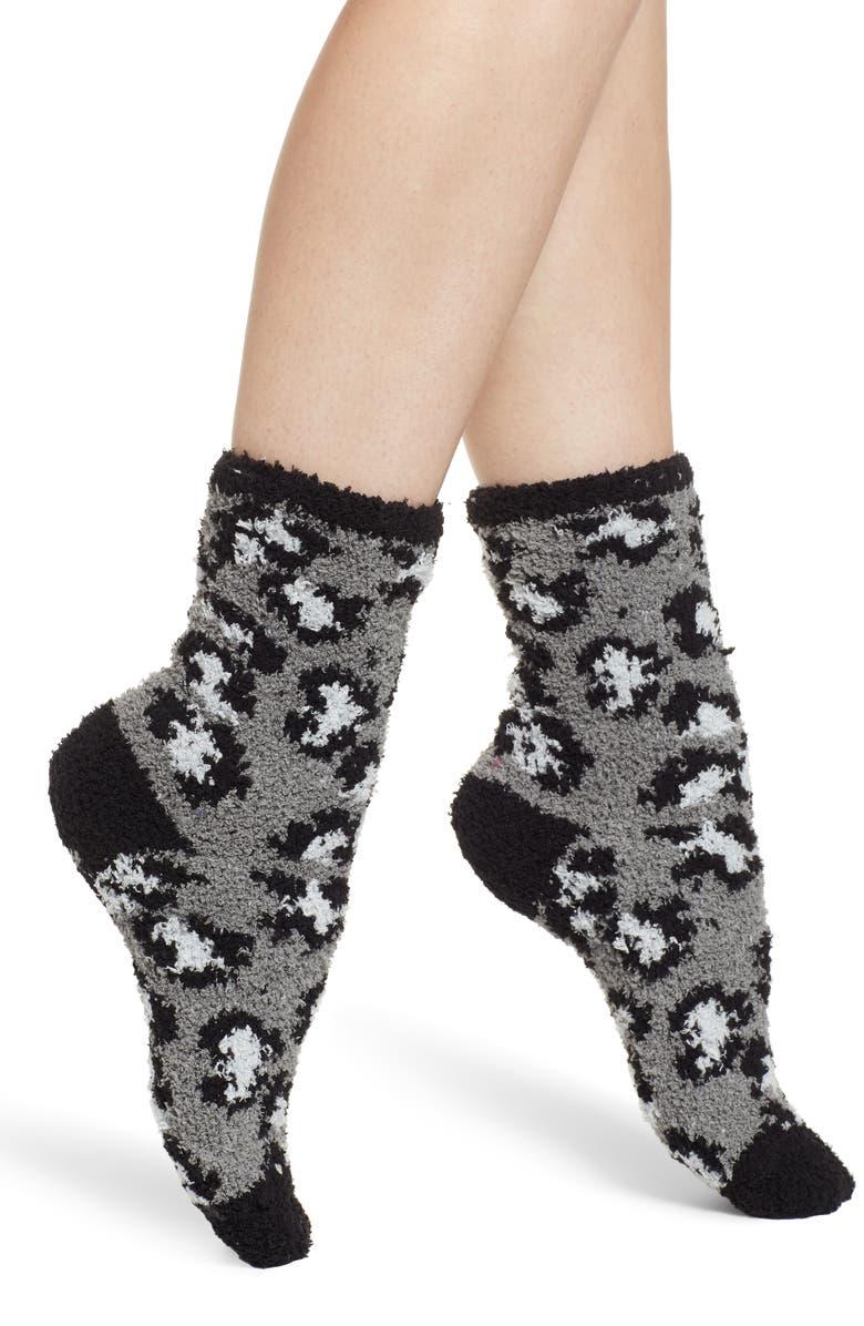 NORDSTROM Butter Crew Socks, Main, color, 007
