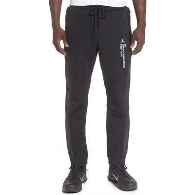 Jordan 23 Engineered Sweatpants, Black