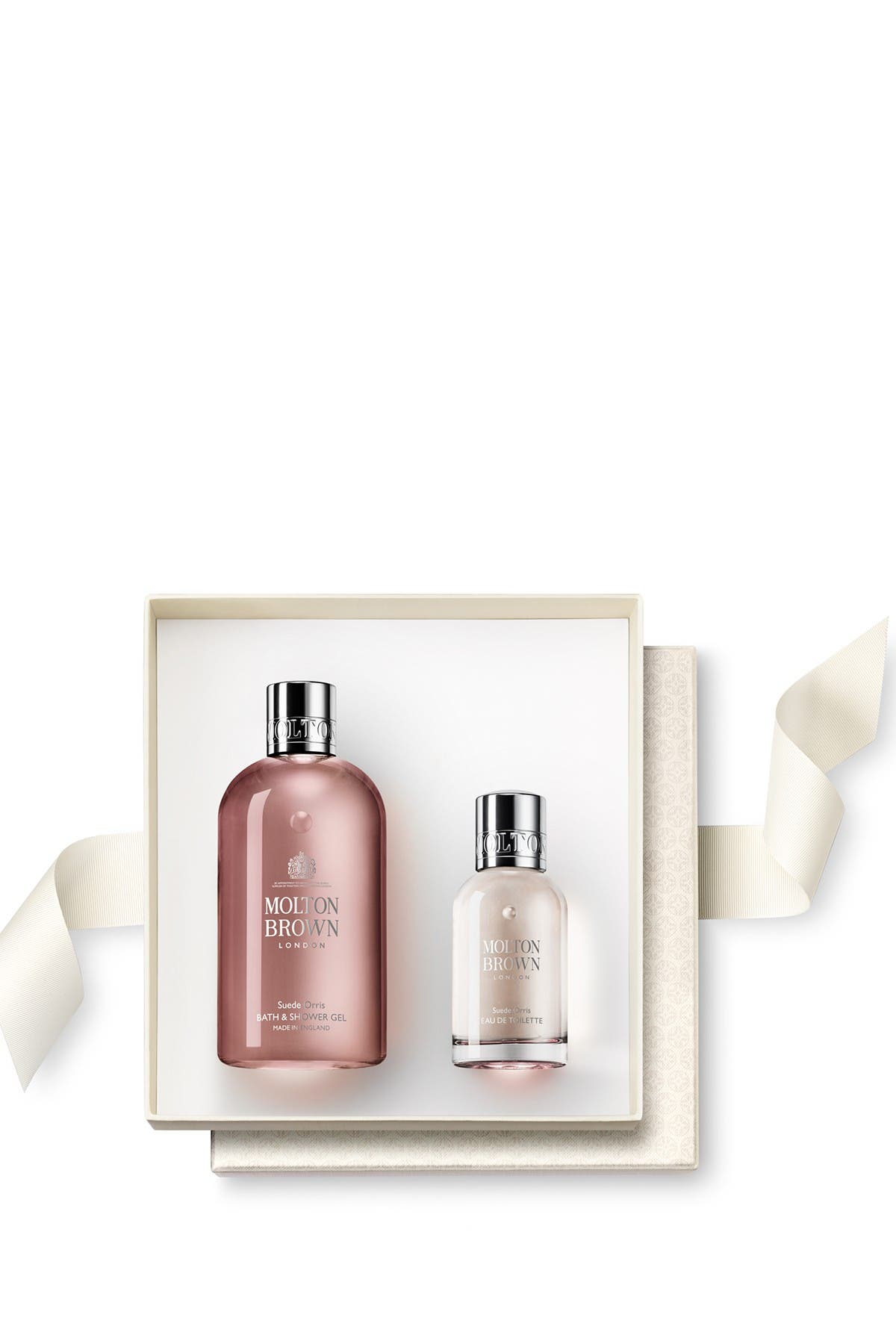 Image of Molton Brown Suede Orris Fragrance Rituals Gift Set