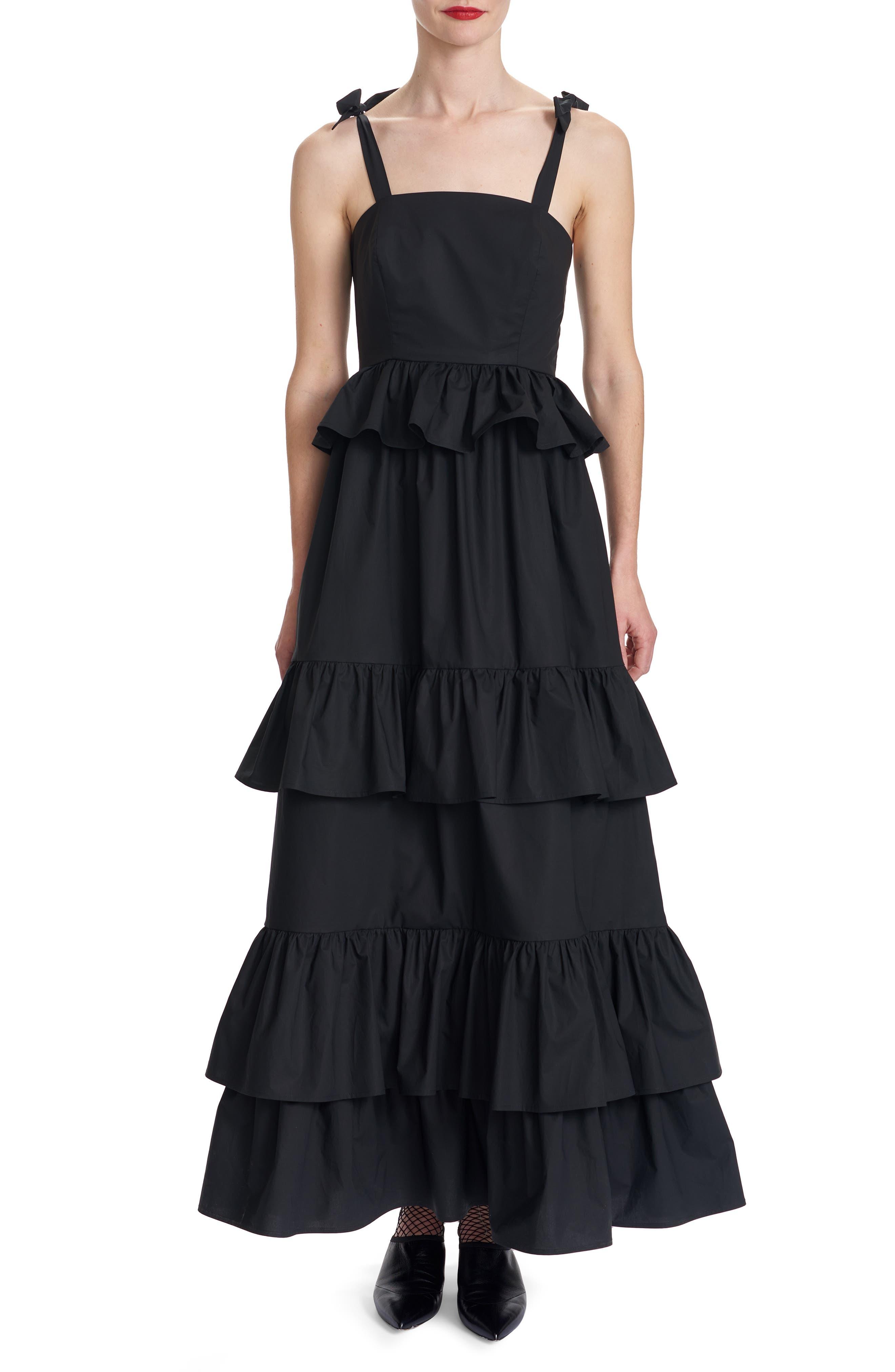 Marisol Ruffle Tiered Maxi Dress