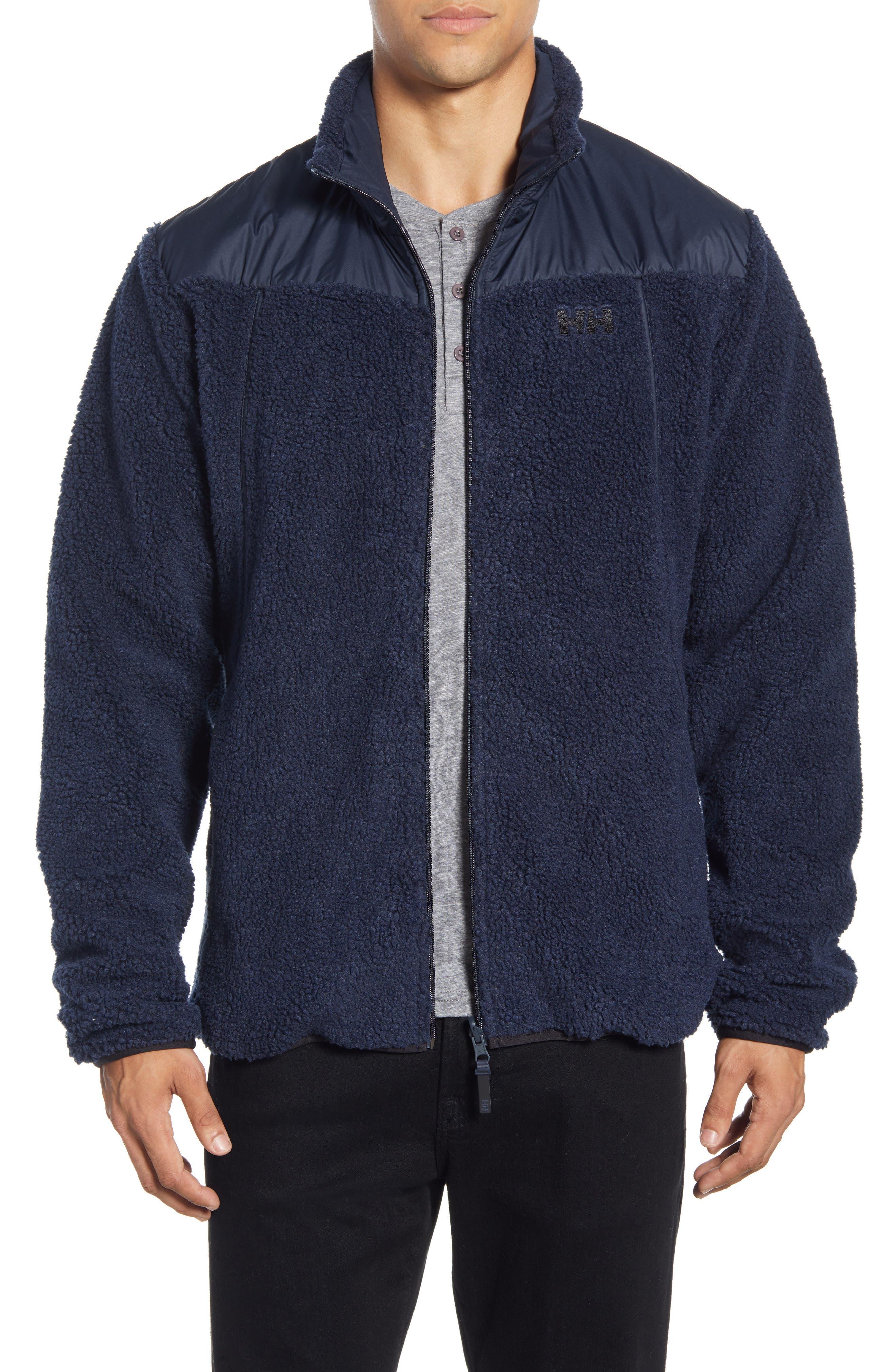 Oslo Reversible Fleece Water Repellent Jacket