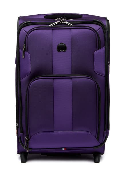"""Image of DELSEY Sky Max 21"""" Rolling Suitcase"""
