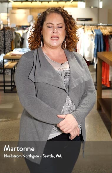Ashton Long Sleeve Linen Shirtdress, sales video thumbnail