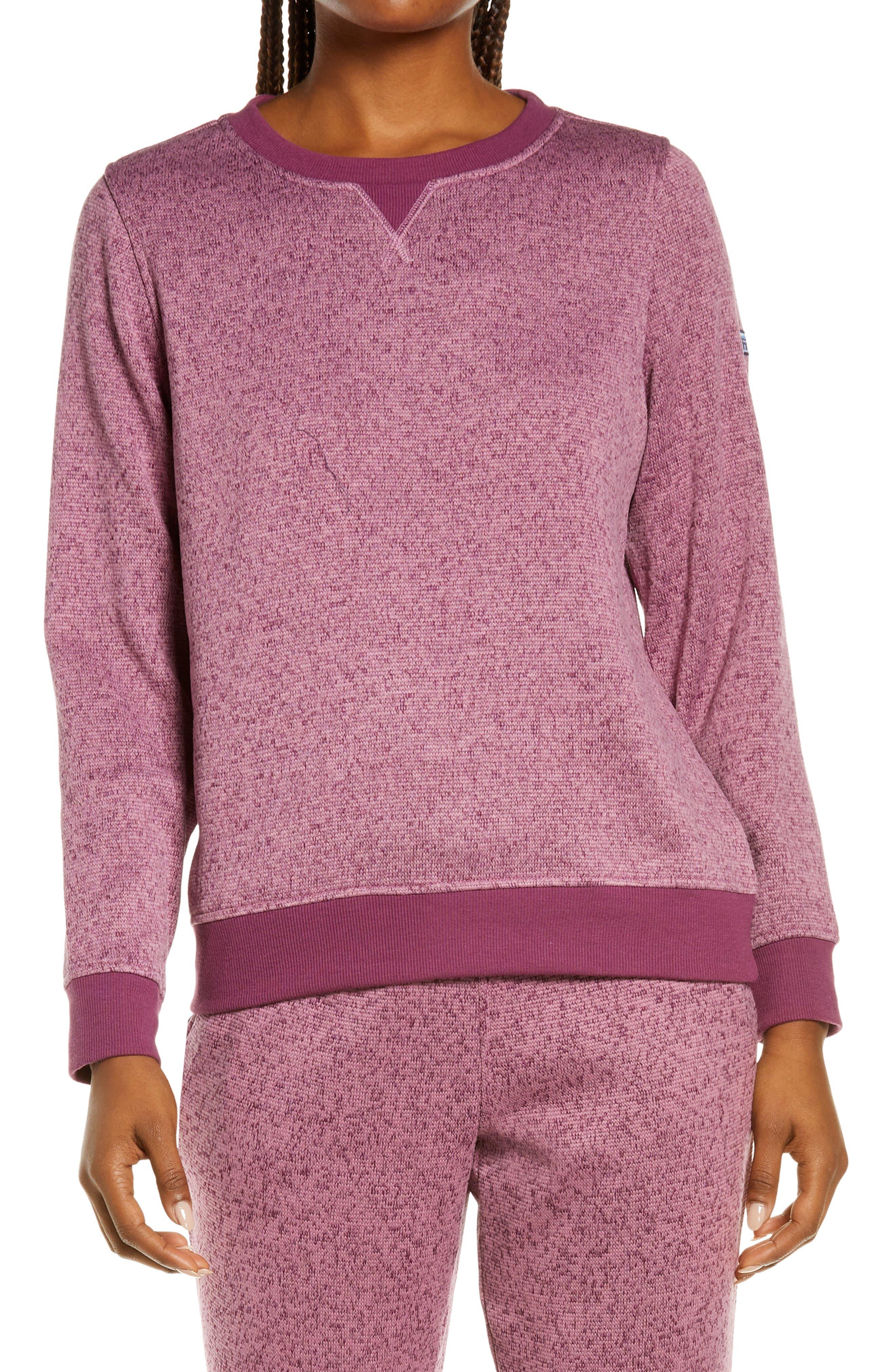 Sweater Fleece Women's Sweatshirt