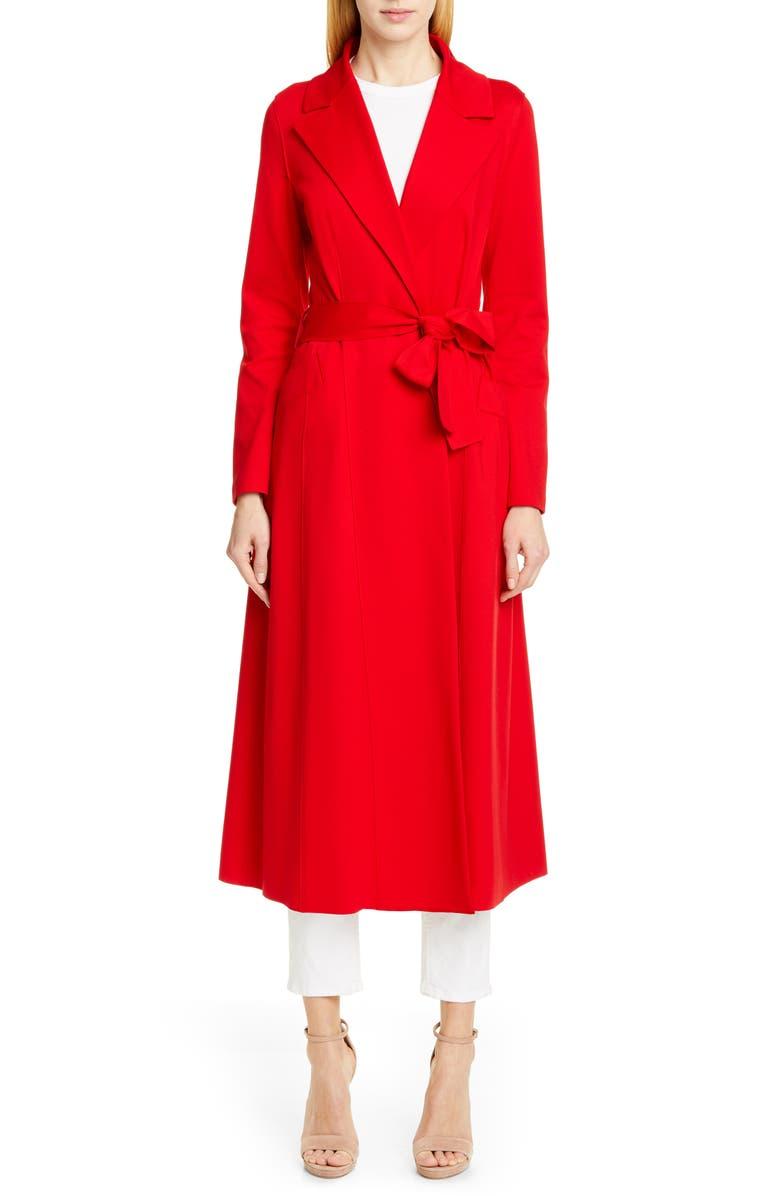 HARRIS WHARF LONDON Long Duster Coat, Main, color, 600