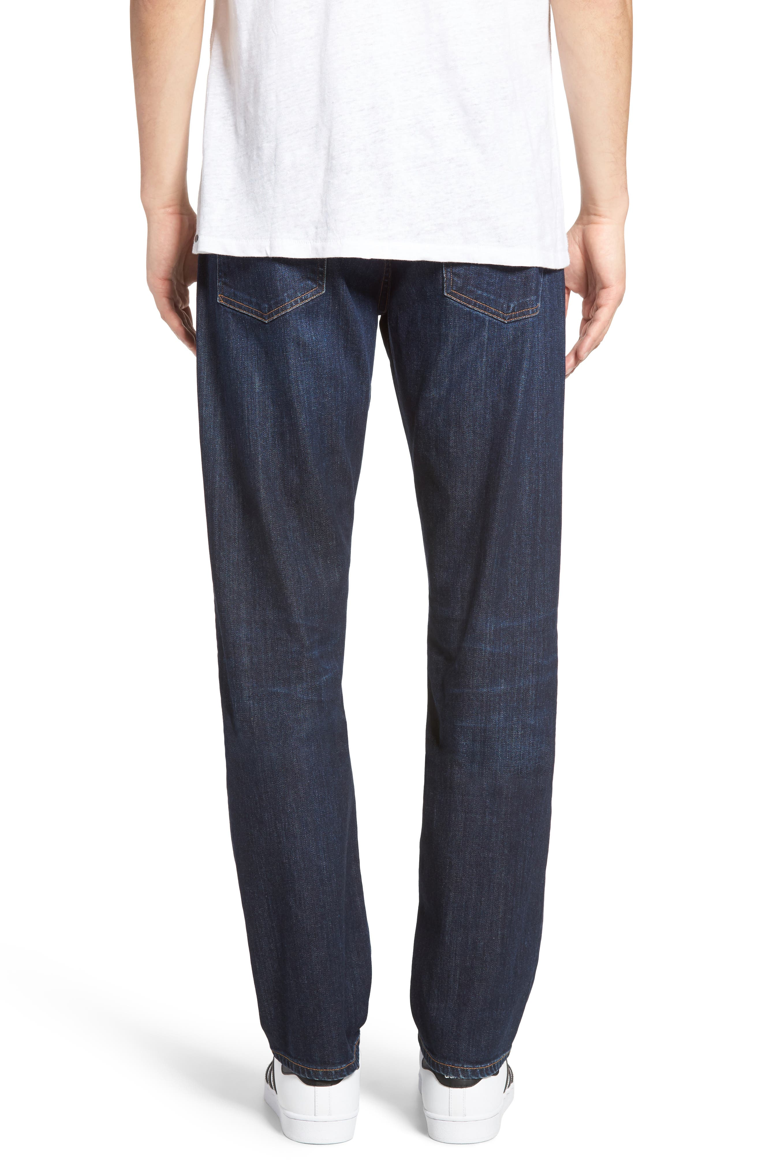 ,                             Bowery Slim Fit Jeans,                             Alternate thumbnail 2, color,                             EMERY