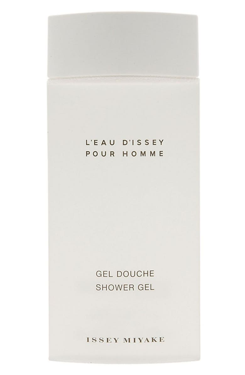 ISSEY MIYAKE L'Eau d'Issey pour Homme Shower Gel, Main, color, NO COLOR
