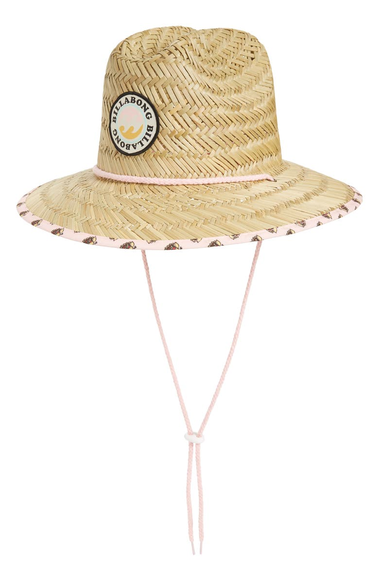 BILLABONG Beach Days Straw Hat, Main, color, 260