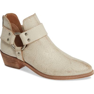 Frye Ray Low Harness Bootie, Ivory