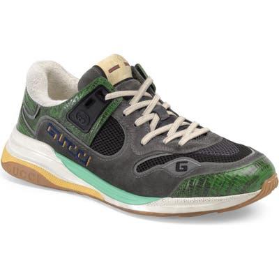 Gucci Ultrapace Sneaker, Green