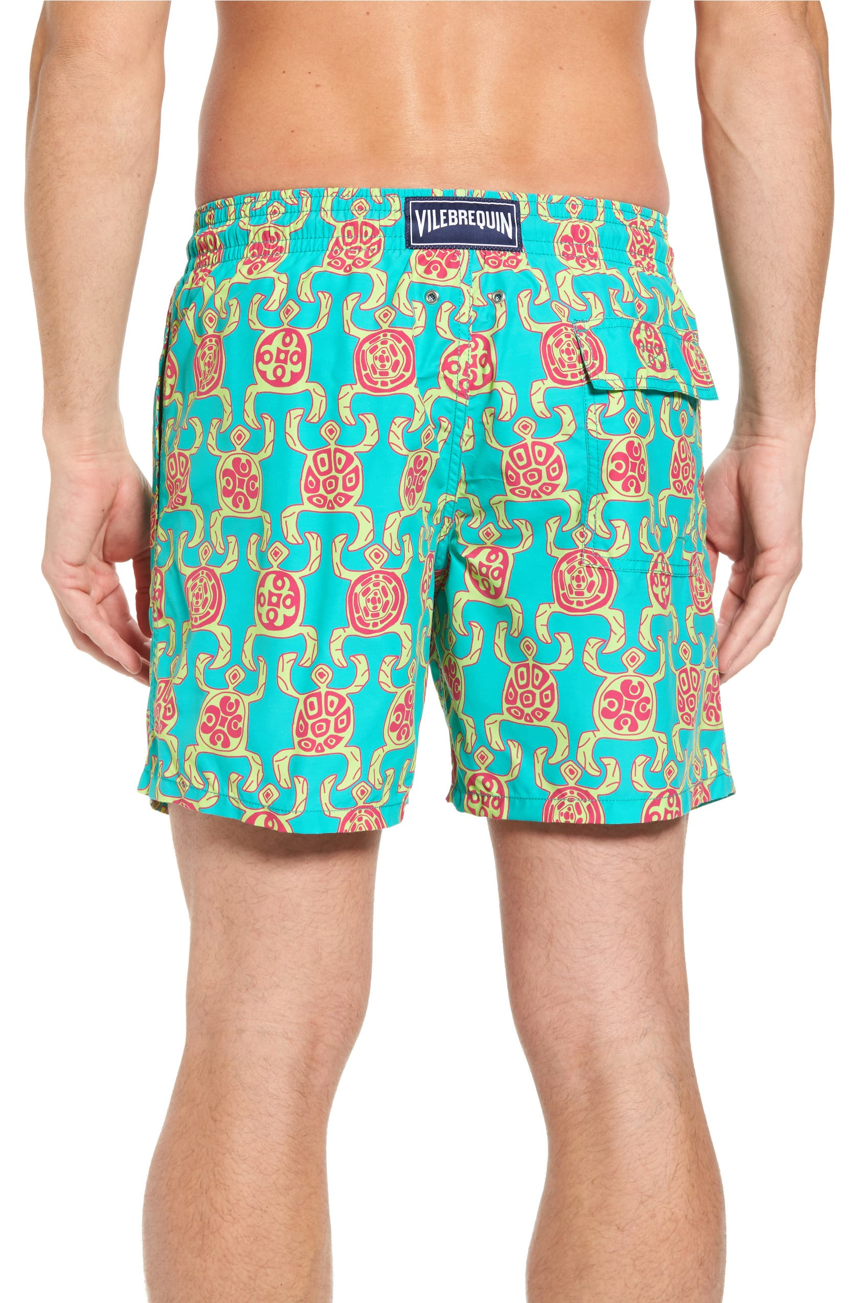 0e9a87c4ef Vilebrequin Primitive Turtles Swim Trunks | Nordstrom