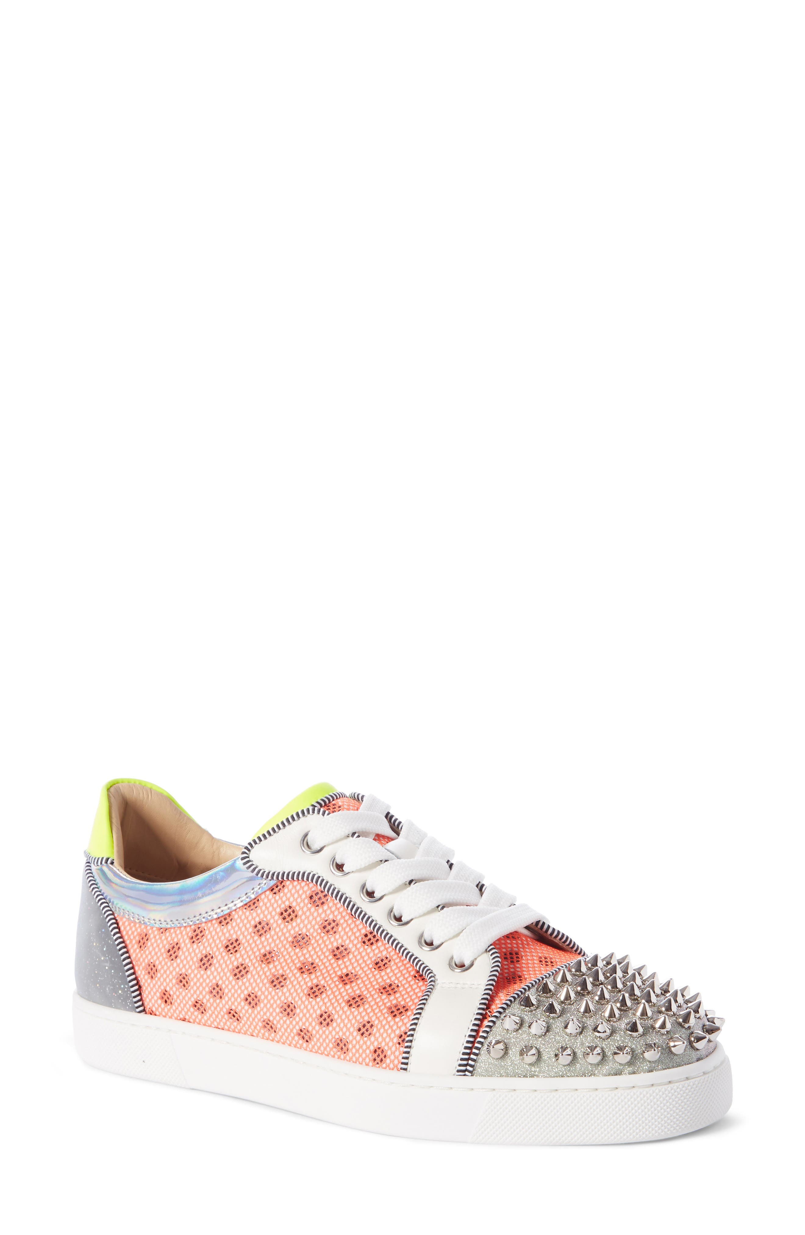 christian louboutin womens sneakers
