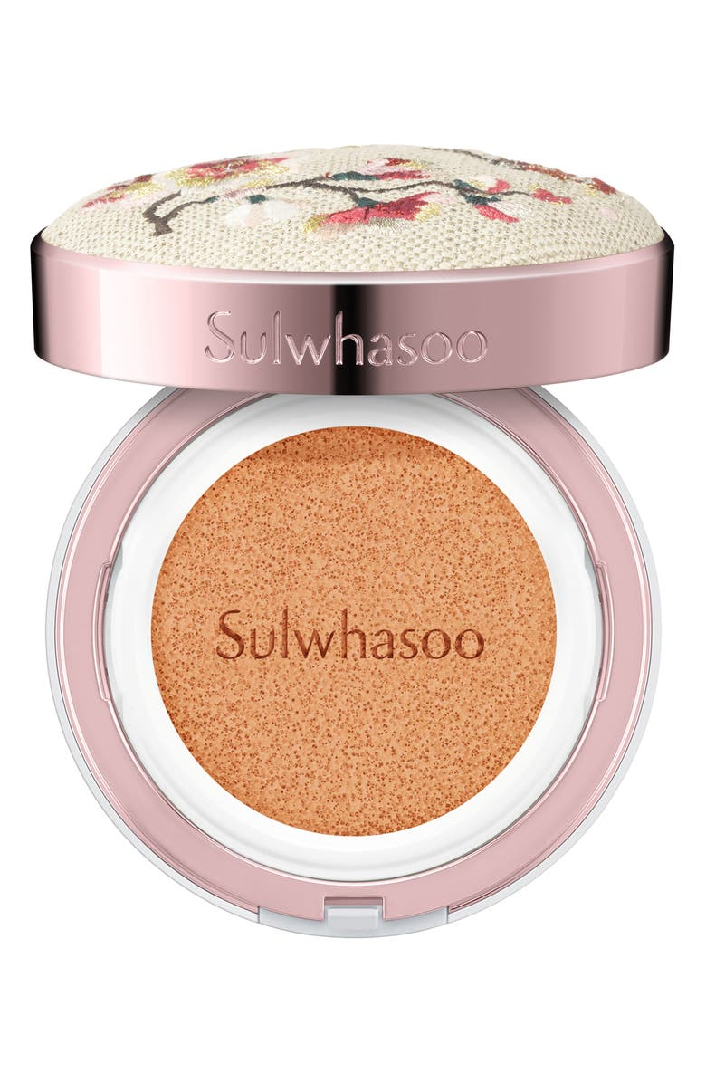 SULWHASOO Perfecting Cushion, Main, color, SAND PINK