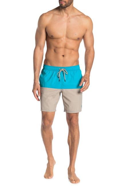 Image of Mr. Swim Colorblock Swim Trunks
