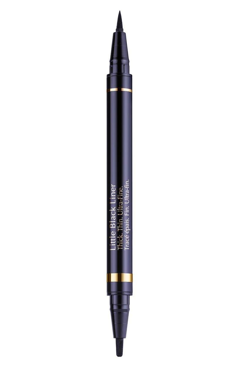 ESTÉE LAUDER Little Black Liner Liquid Eyeliner, Main, color, ONYX