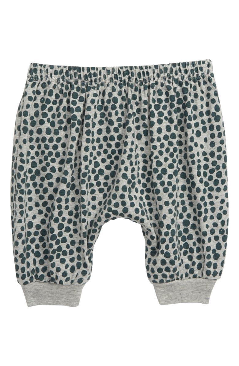 PEEK ESSENTIALS Juliette Happy Dot Pants, Main, color, PRINT