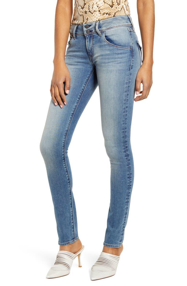 HUDSON JEANS Collin Skinny Jeans, Main, color, HEADLINER