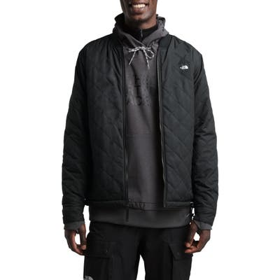 The North Face Jester Reversible Bomber Jacket, Black