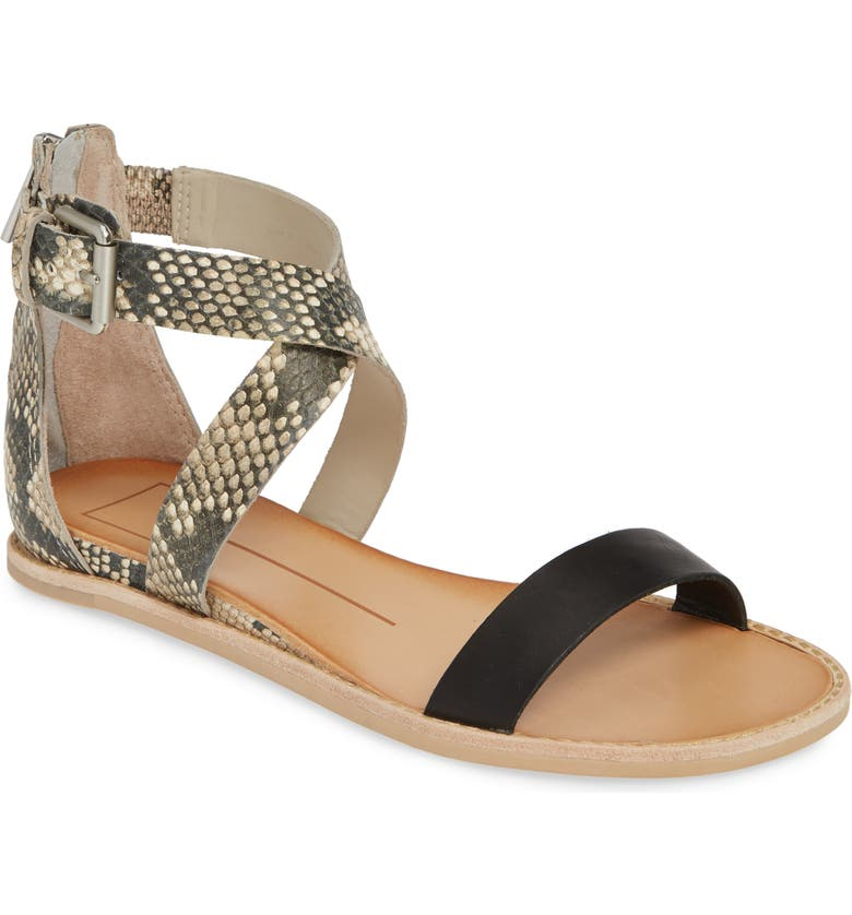 DOLCE VITA Nolen One Band Sandal, Main, color, 003