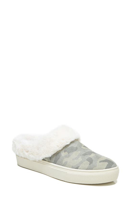 Dr. Scholl's NOW CHILL FAUX FUR SLIPPER