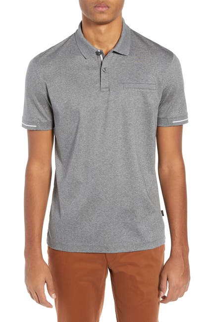 Image of BOSS Parlay Regular Fit Polo