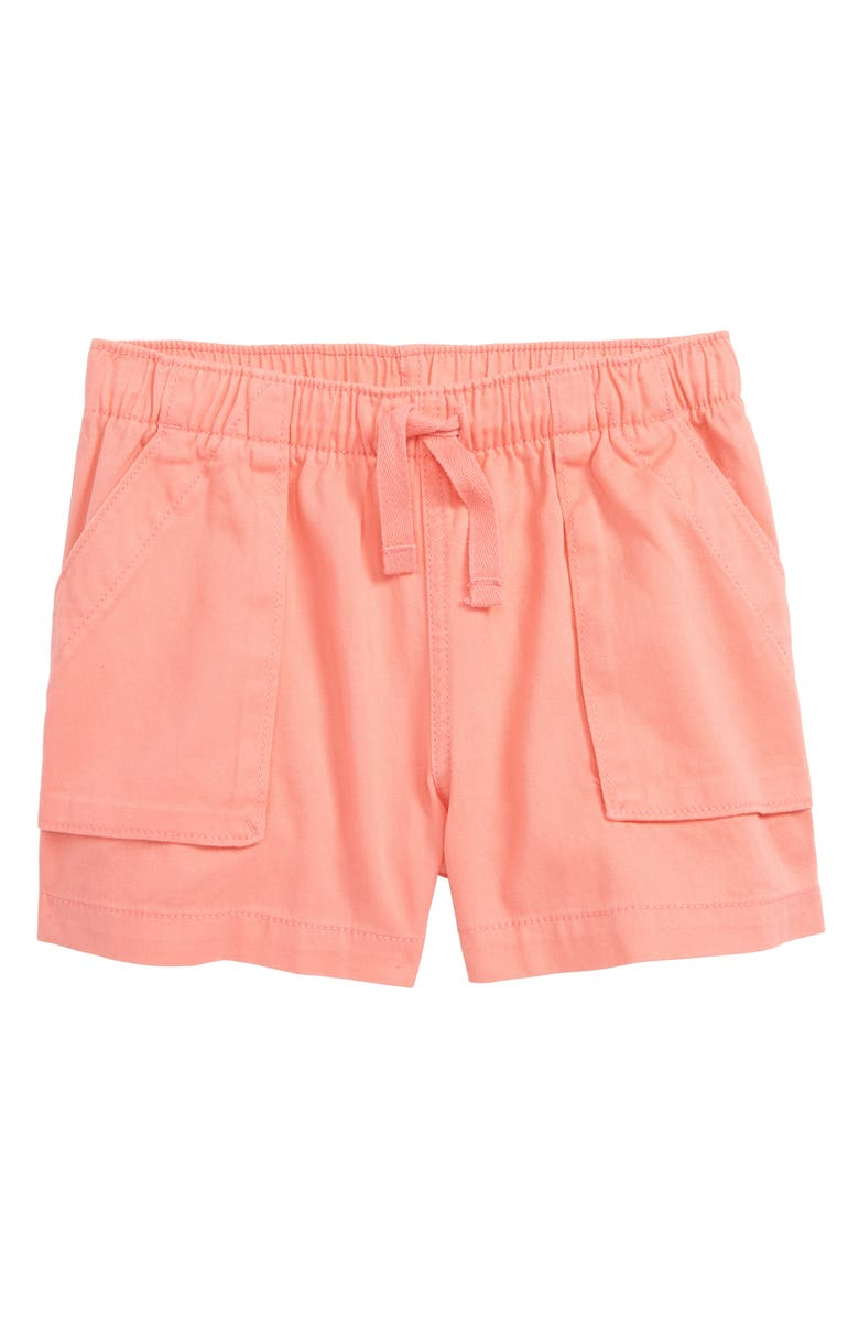 TEA COLLECTION Woven Pull-On Shorts, Main, color, 650