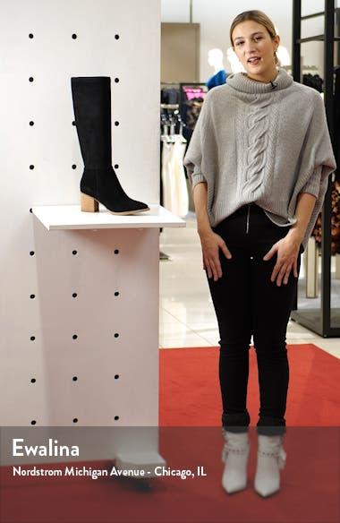 Nada Waterproof Knee High Boot, sales video thumbnail