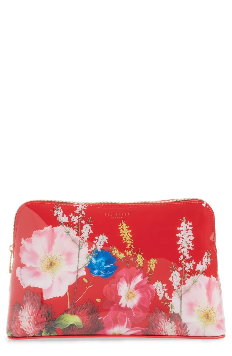 a60d255969 Ted Baker London Darline Berry Sundae Wash Bag | Nordstrom