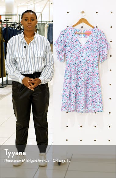 Blaire Fit & Flare Dress, sales video thumbnail
