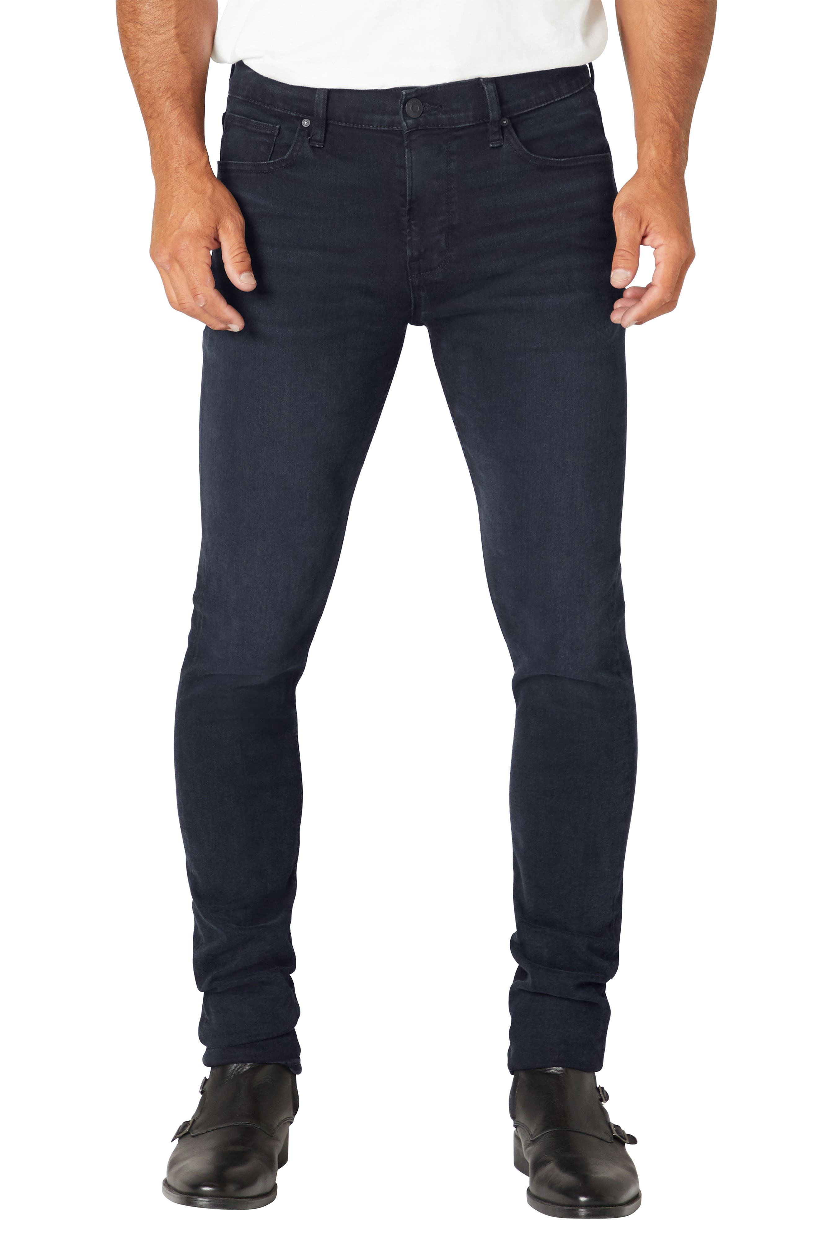 Blake Slim Straight Leg Jeans