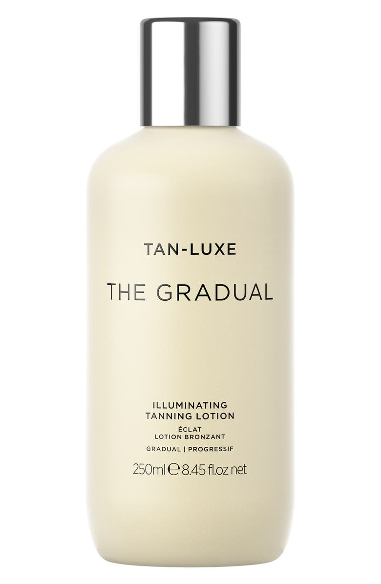 TAN-LUXE The Gradual Illuminating Tanning Lotion, Main, color, GRADUAL