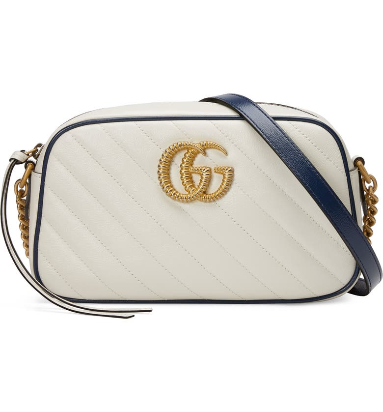 Gucci Small Gg 2 0 Matelasse Leather Camera Bag Nordstrom