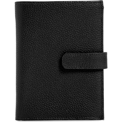 Nordstrom Lauren Leather Bifold Wallet - Black