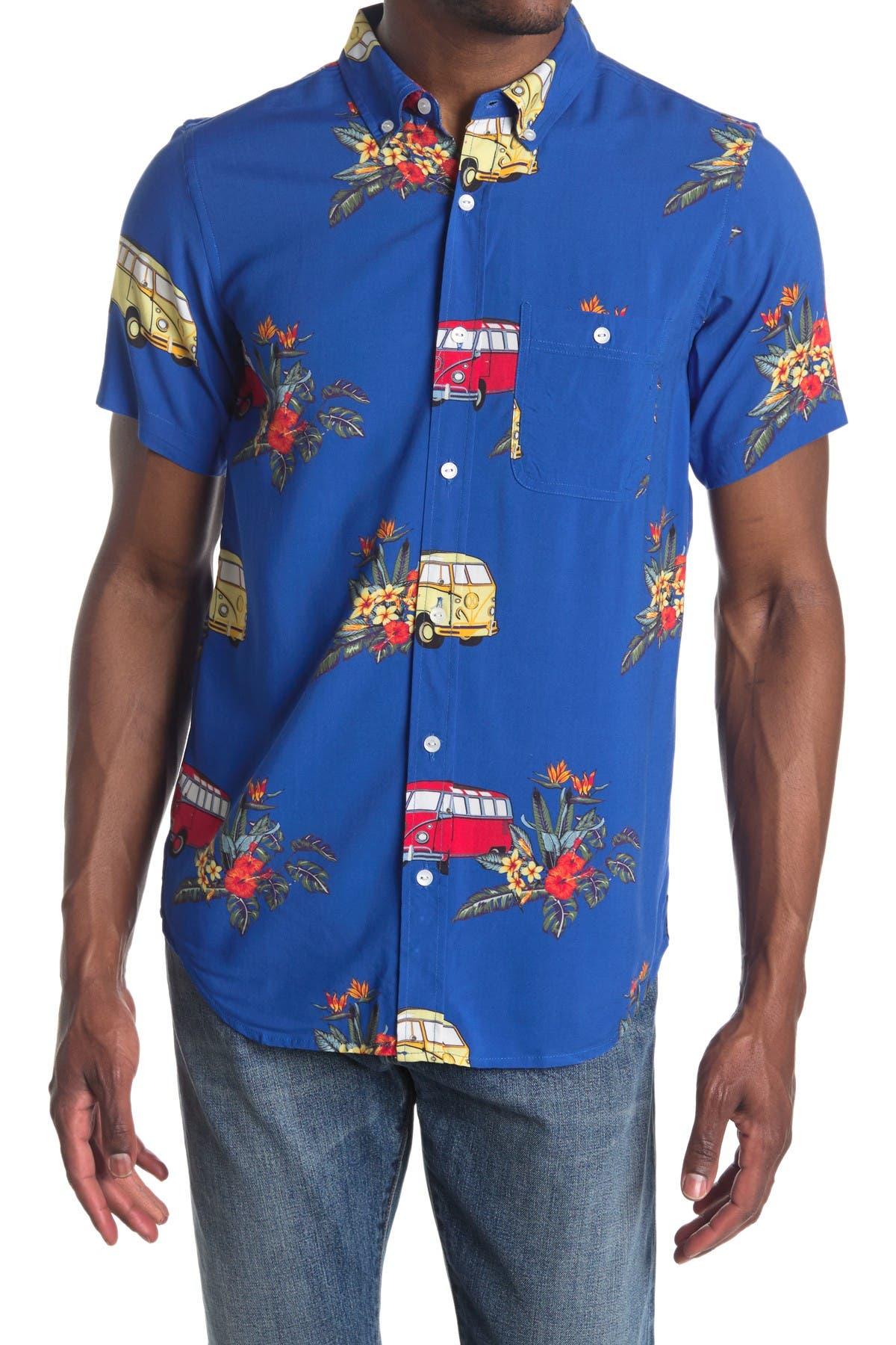 Image of Ezekiel Willie Short Sleeve Shirt