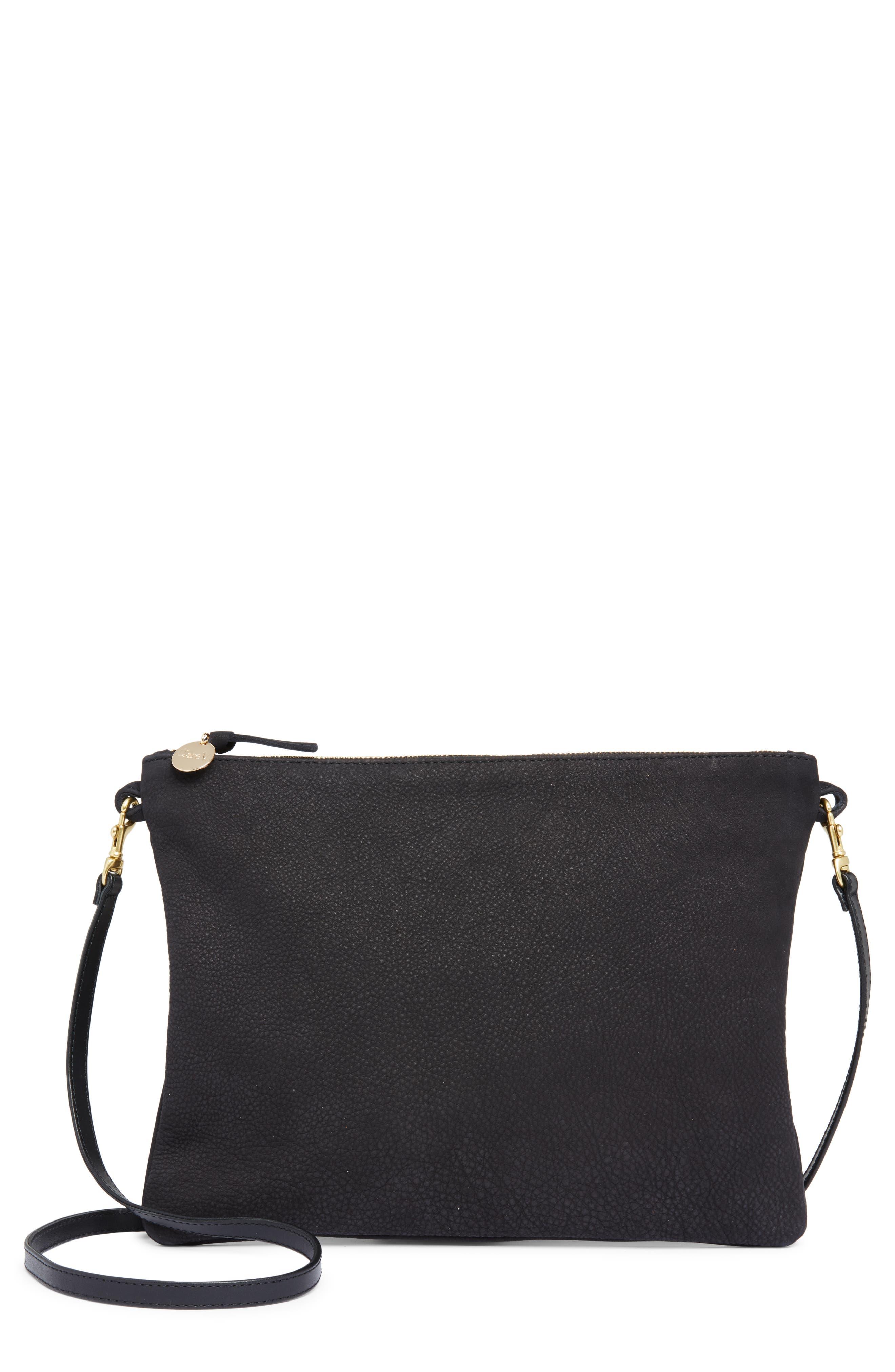 Sac Bretelle Leather Shoulder Bag