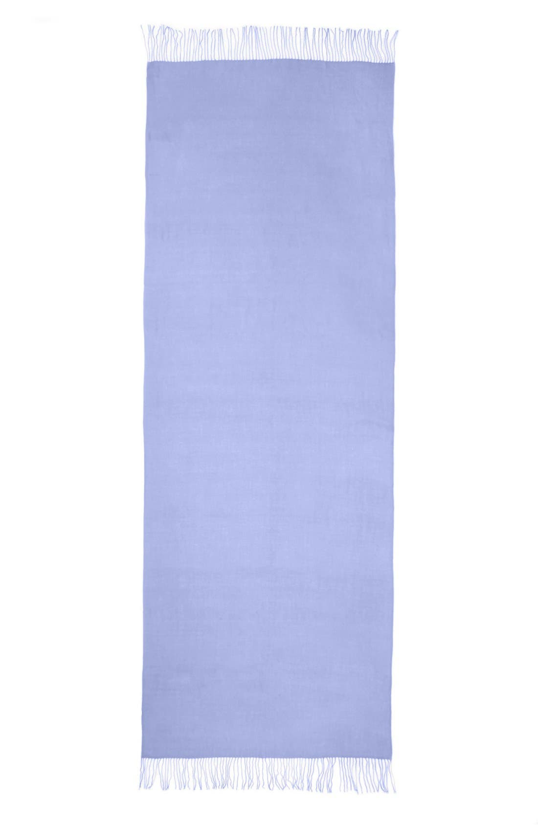,                             Tissue Weight Wool & Cashmere Wrap,                             Alternate thumbnail 156, color,                             550