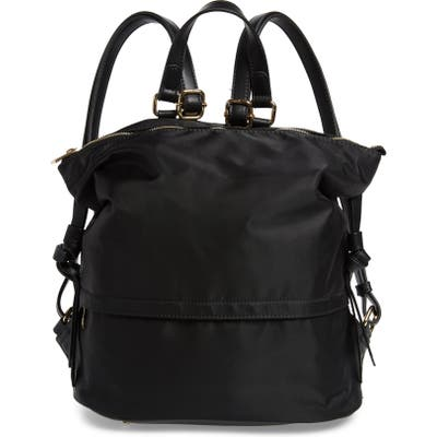 Sole Society Cyn Nylon Backpack - Black