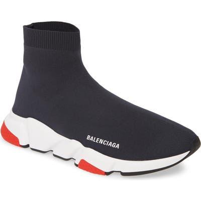 Balenciaga Speed High Slip-On, Grey
