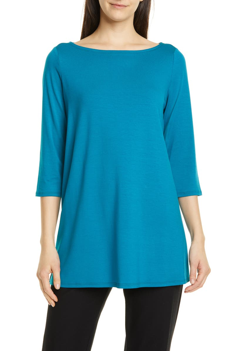EILEEN FISHER Tunic, Main, color, 400