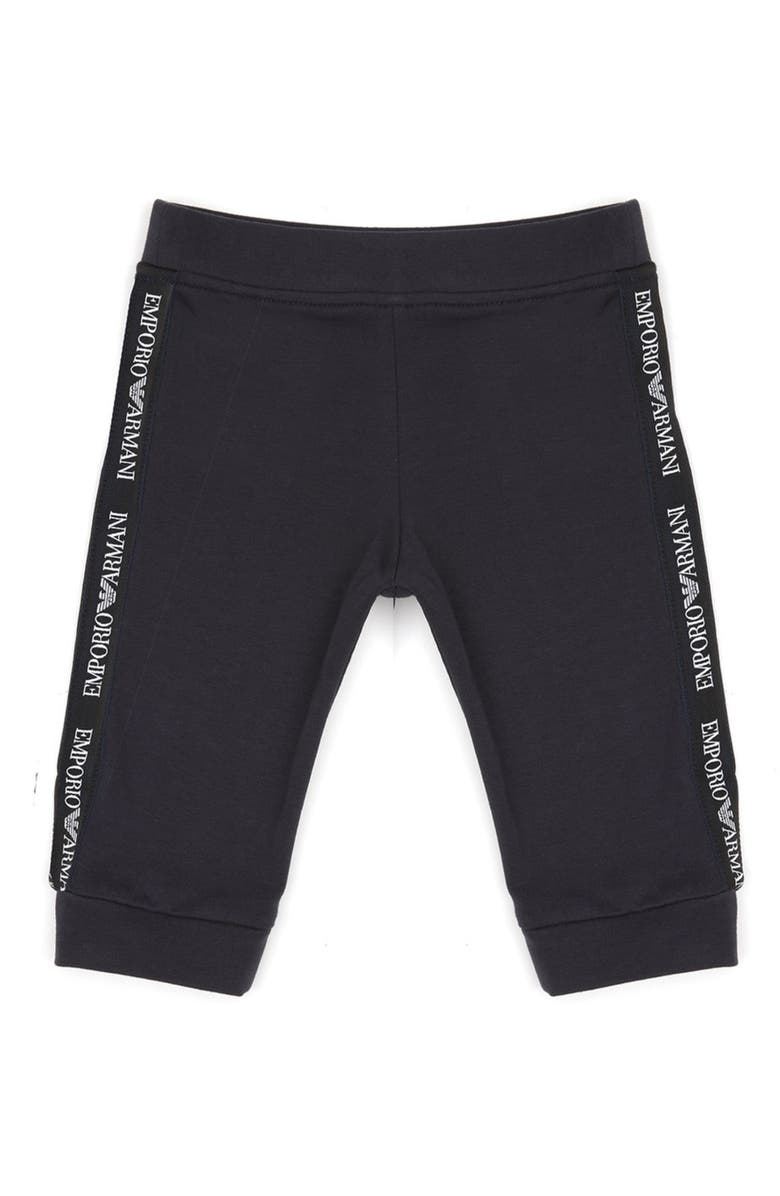 ARMANI JUNIOR Jogger Pants, Main, color, 400