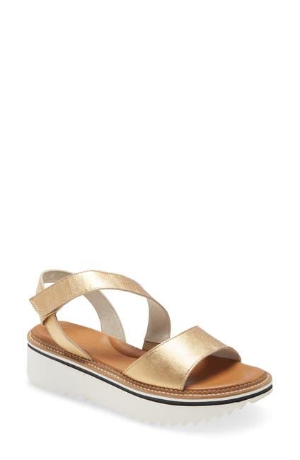 Image of Paul Green Dede Platform Slingback Sandal