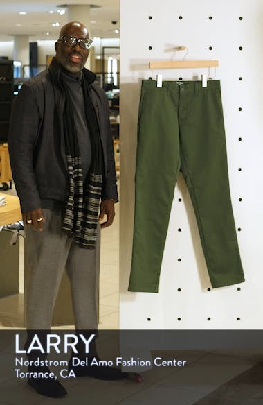 Sid Chino Pants, sales video thumbnail