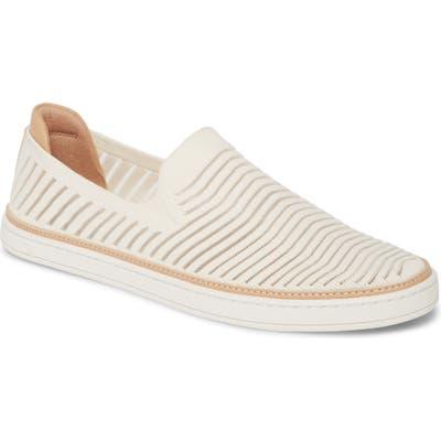 UGG Sammy Breeze Slip-On Sneaker- Ivory