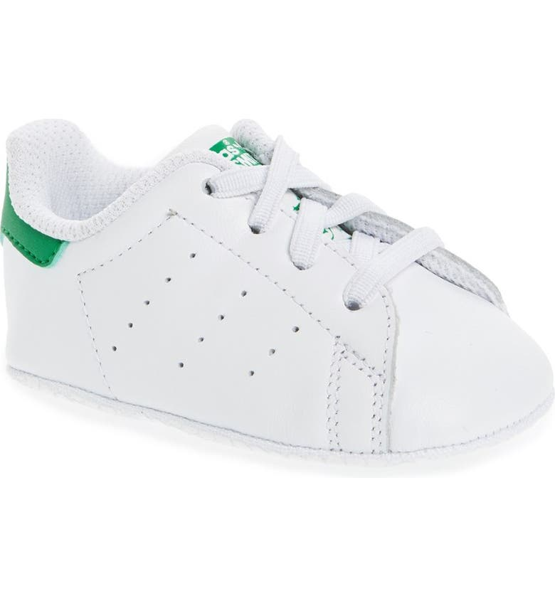newest 19986 38789 Stan Smith Crib Sneaker