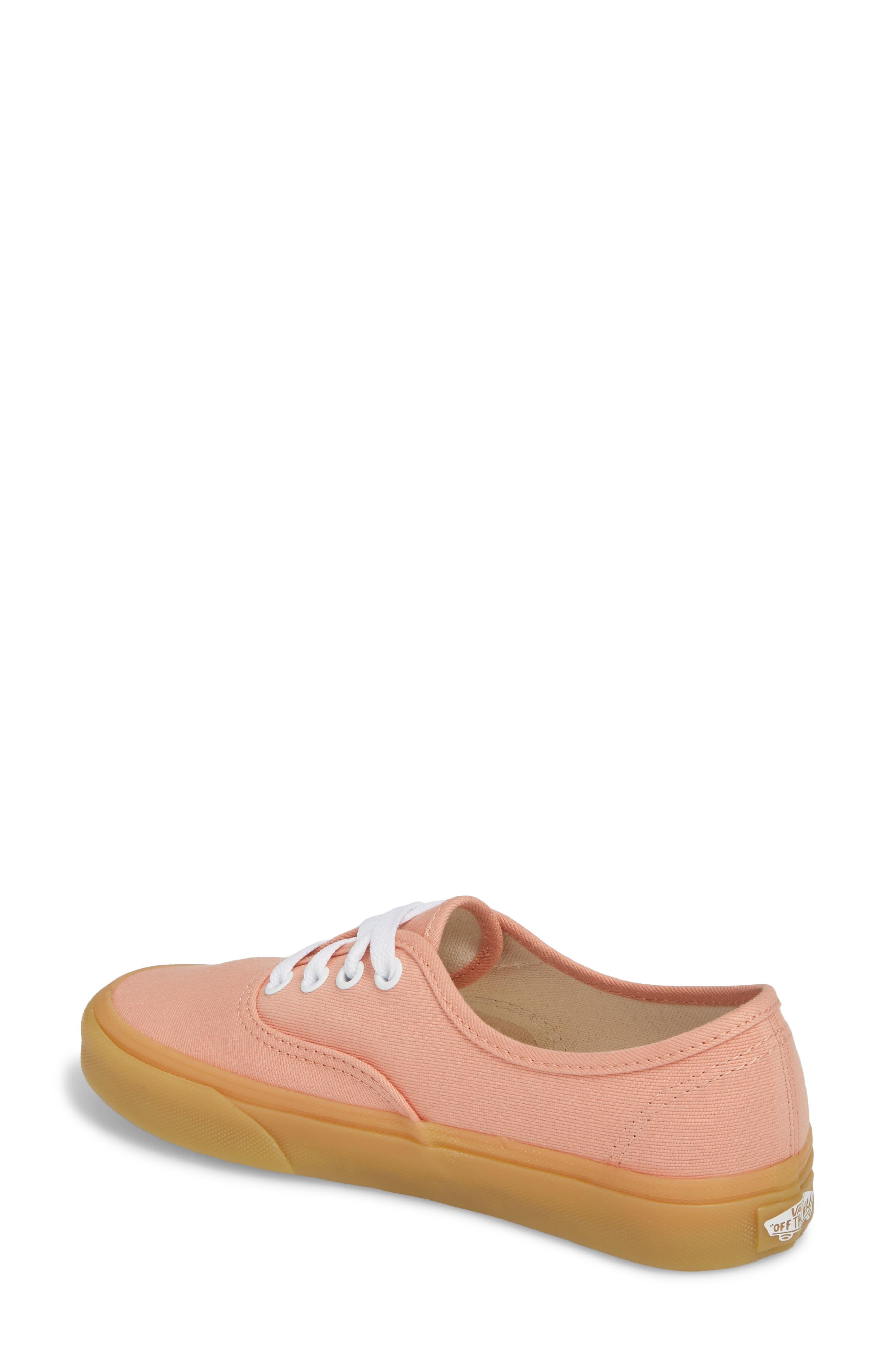 ,                             'Authentic' Sneaker,                             Alternate thumbnail 413, color,                             653
