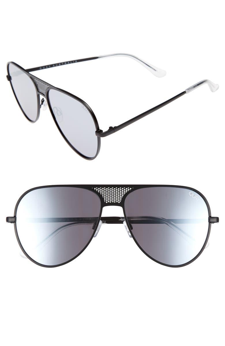 61ce228aa Quay Australia Iconic 60mm Aviator Sunglasses | Nordstrom