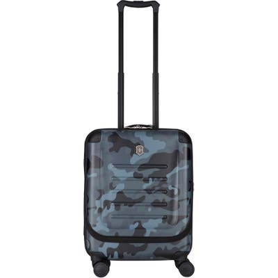 Victorinox Swiss Army Spectra 2.0 22-Inch Spinner Carry-On - Grey