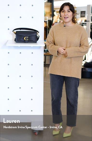 Tabby 26 Leather Crossbody Bag, sales video thumbnail